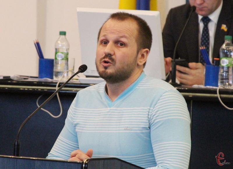 Роман Миколаїв - новий очільник управління освіти Хмельницької міської ради