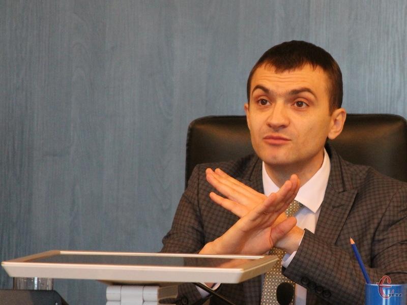Міський голова Хмельницького Олександр Симчишин планує міняти керівників управлінь, які були призначені колишніми очільниками міста