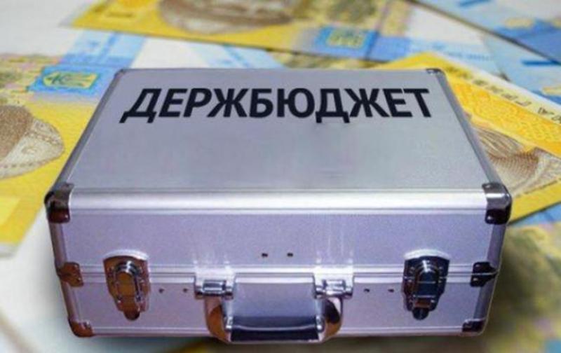 Місцеві бюджети отримали 820 мільйонів гривень, решта грошей надійшла в державну казну