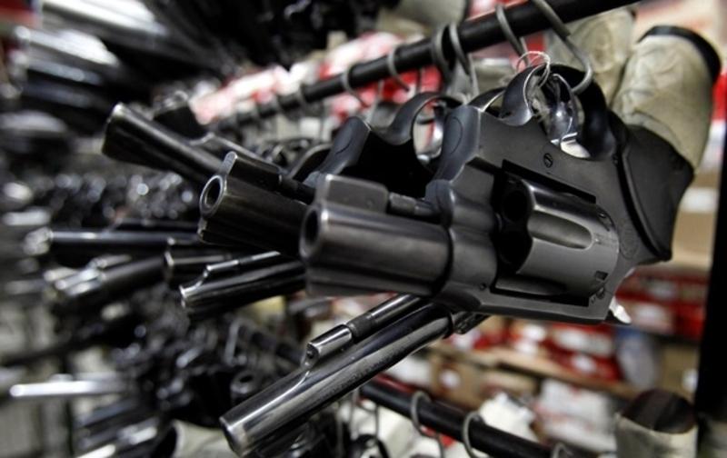 Місячник добровільної здачі зброї триває до кінця жовтня