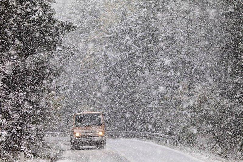 В Україні очікується ускладнення погодних умов