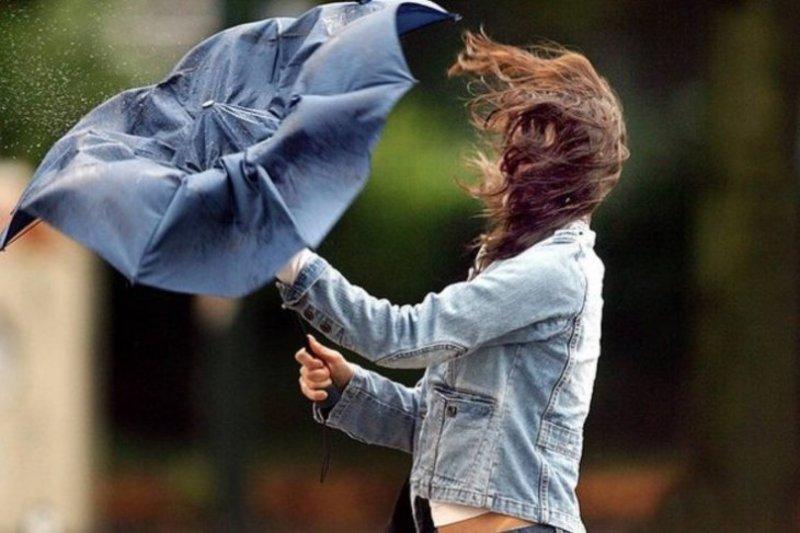 Мешканців області попереджають про сильний вітер