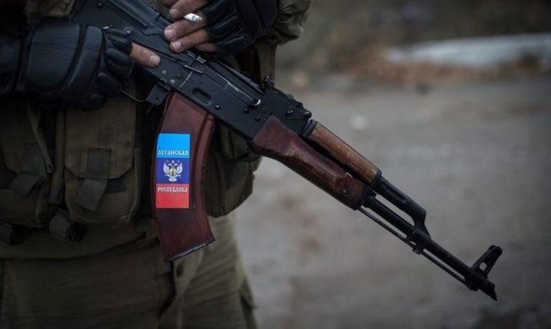 Мешканця області, які воював на боці бойовиків, засудили на три роки