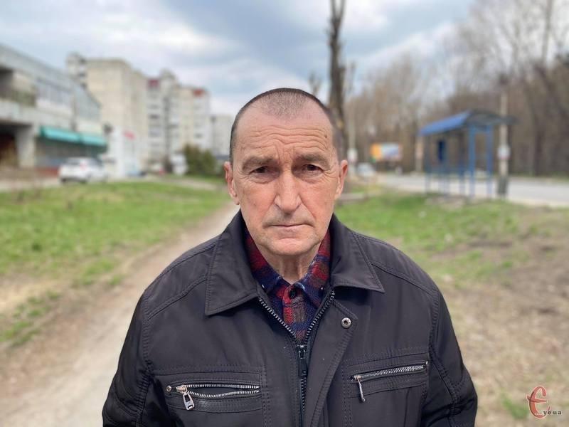 Василь наполегливо бореться за життя, адже на його опіці семирічний внук