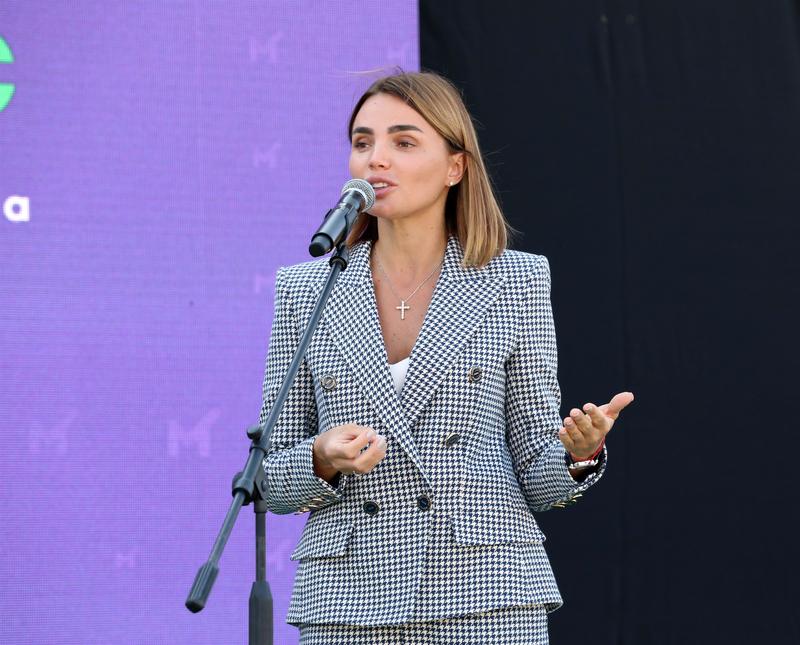 Віолета Лабазюк, впевнена, що в жіночого руху в Україні є майбутнє