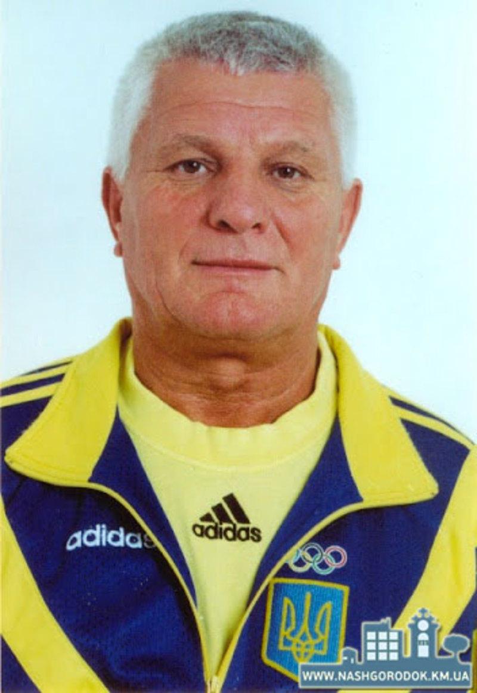 Михайло Мацьоха підготував двох Олімпійських чемпіонів.
