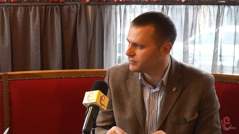 Михайло Посітко, міський голова Кам\'янця-Подільського