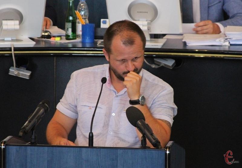 Романа Миколаїва звільнили