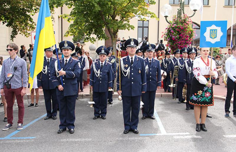 Хмельницькі міліціонери представляли Україну на міжнародному фестивалі
