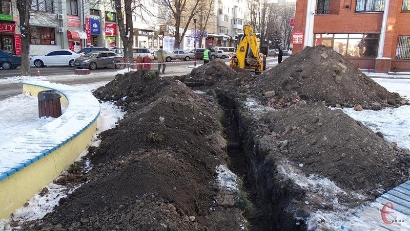 Сучасну модульну вбиральню побудуть в центрі Хмельницького