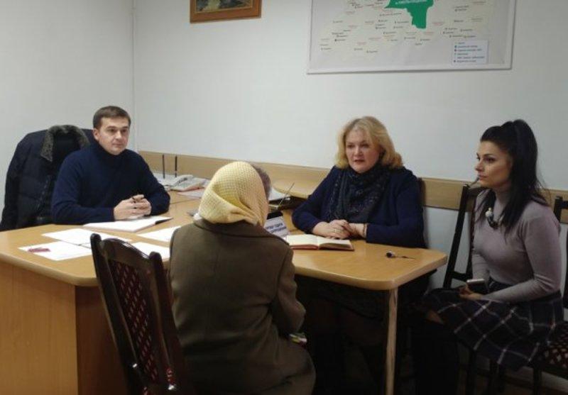 Олександр Крупа вже проводить виїзні прийоми громадян у селах району