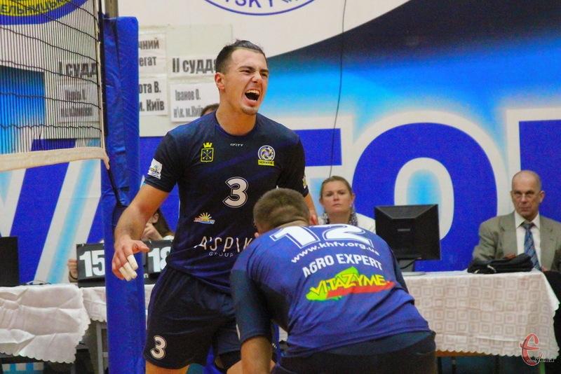 Нік Сотнік у матчах Новатора проти команди з Сум був одним із найрезультативніших гравців