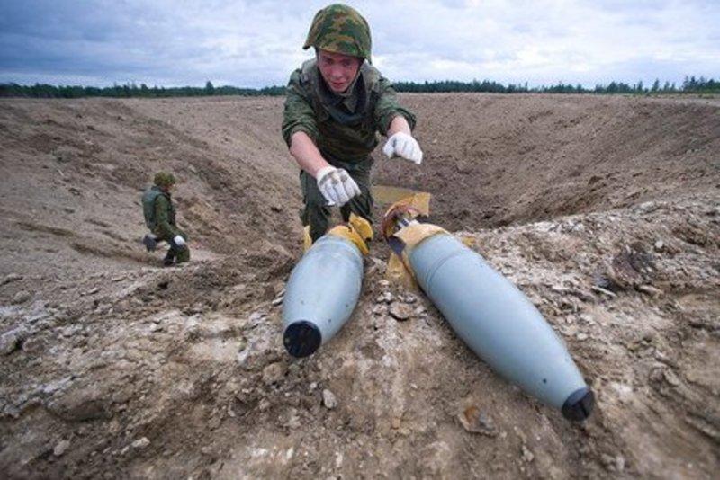 На утилізацію боєприпасів витратять 16 мільйонів гривень.