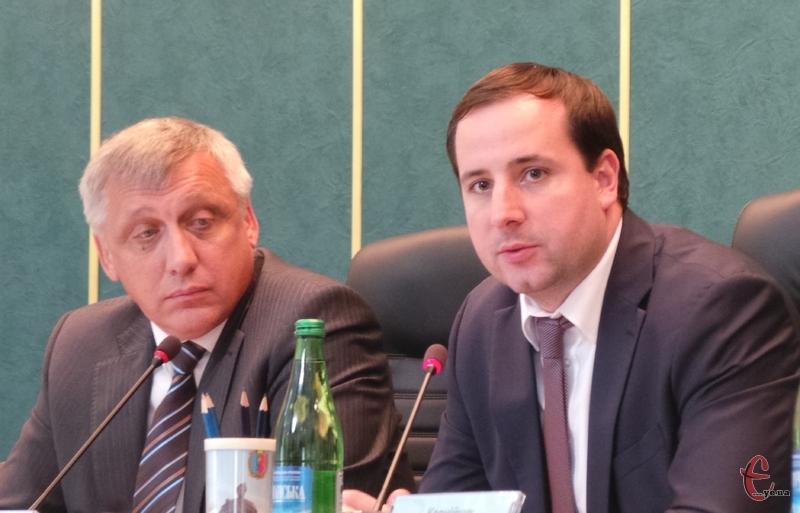 Міністр Саєнко перебуває з візитом на Хмельниччині