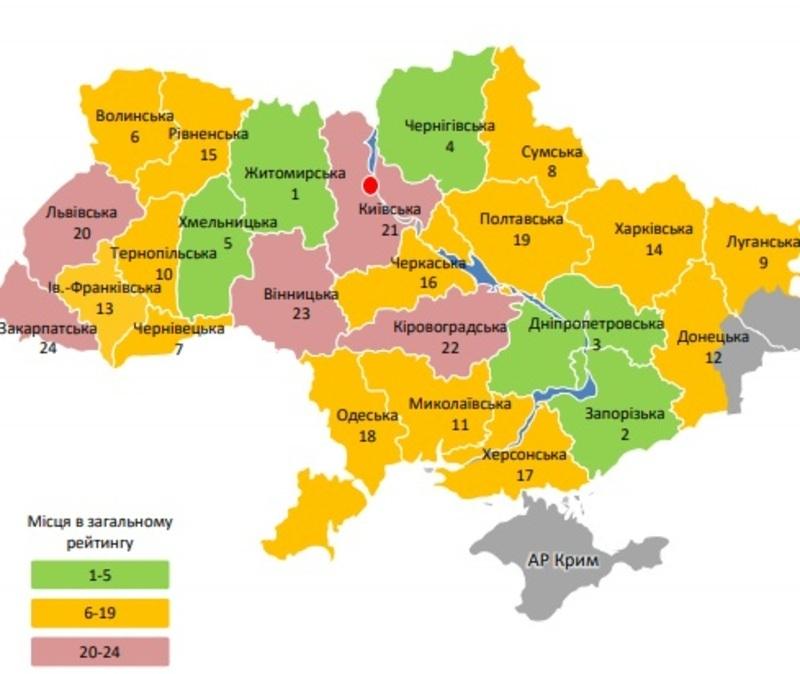 Також Хмельниччина має стовідсотковий затверджений КабМіном Перспективний план