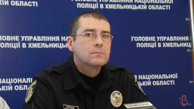 Ігор Кирник розповів про крадіжки в місті