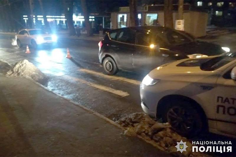 5 грудня дорожньо-транспортні пригоди з травмованими пішоходами мали місце в обласному центрі та Кам'янці-Подільському.