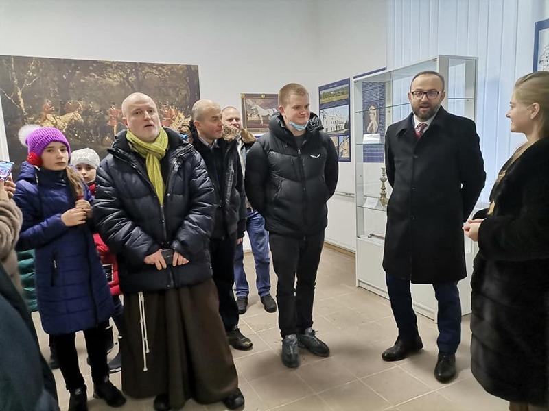 Музей Потоцьких гостям сподобався, - екскурсовод.