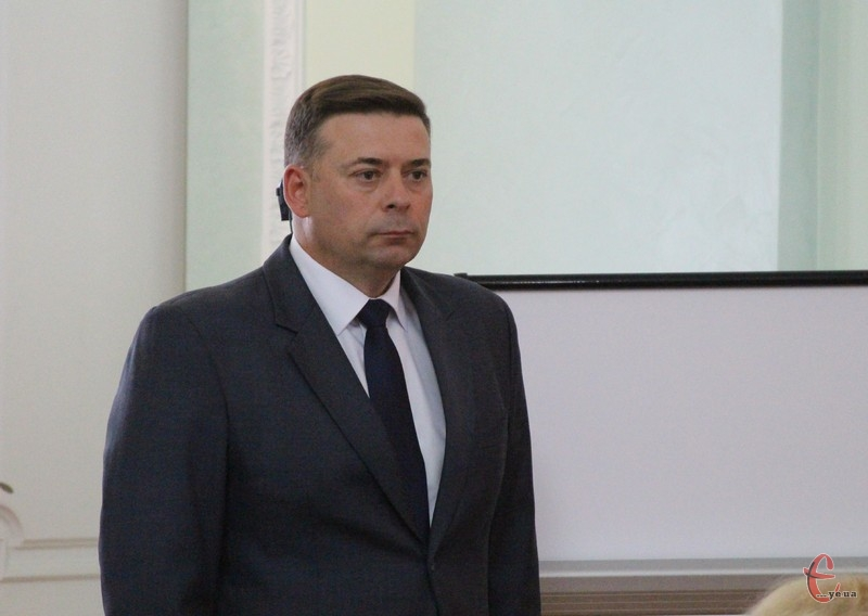 В'ячеслав Мороз очолив Хмельницький обласний онкологічний диспансер