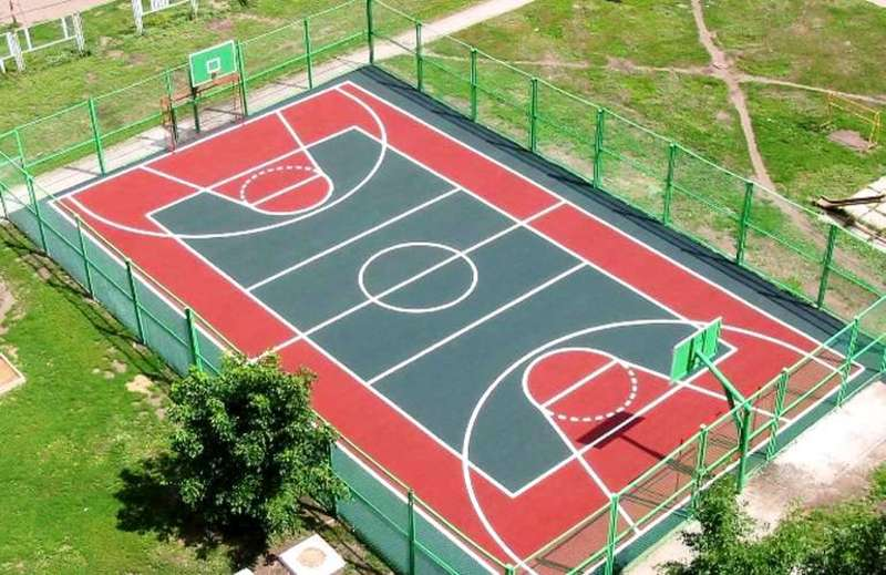 У міській раді розглянуть петицію щодо будівництва сучасного баскетбольного майданчика