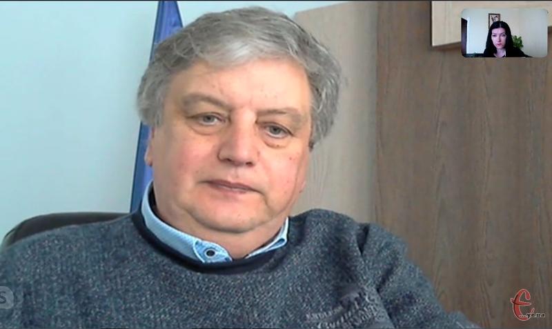 Олександр Супрунюк: боюся, що певний рекорд ми поб'ємо.