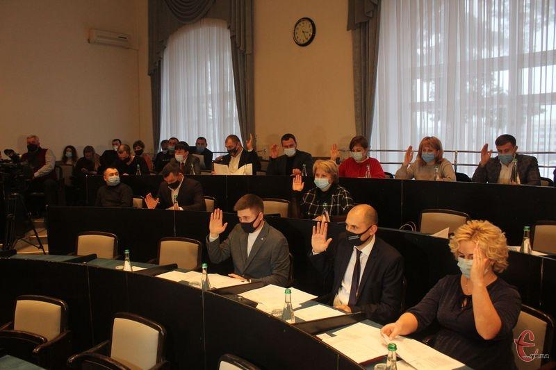 Більшість депутатів підтримали запропоновані кандидатури
