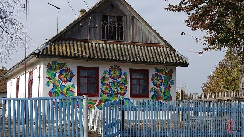У Самчиках створюють арт-село