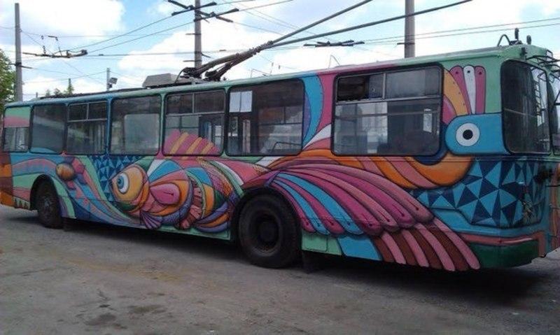 Курсуватиме тролейбус за маршрутом №11