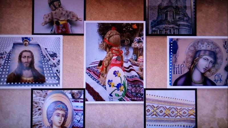 Великодню виставк можна переглянути онлайн