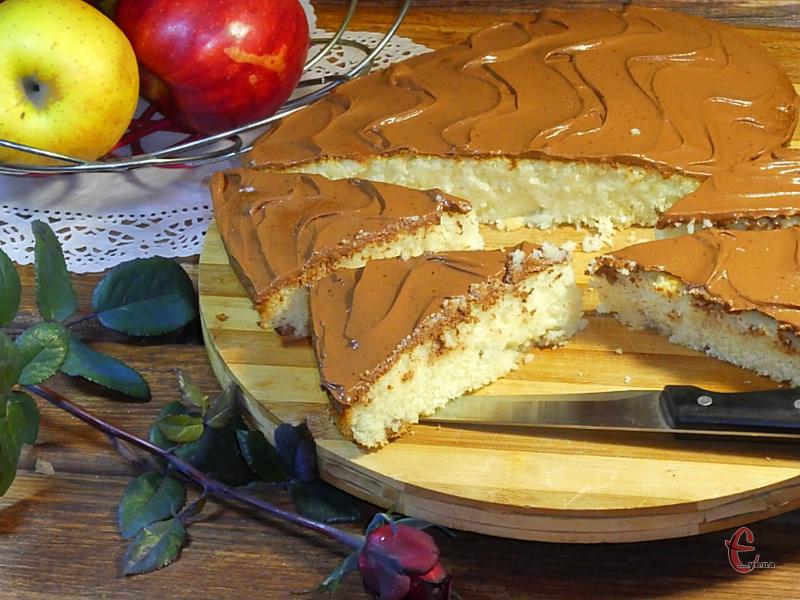 Пиріг дуже ніжний, вологий, неймовірно смачний!
