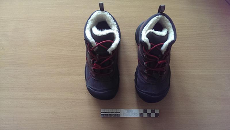 За крадіжку дитячого взуття підозрюваному загрожує до трьох років тюрми