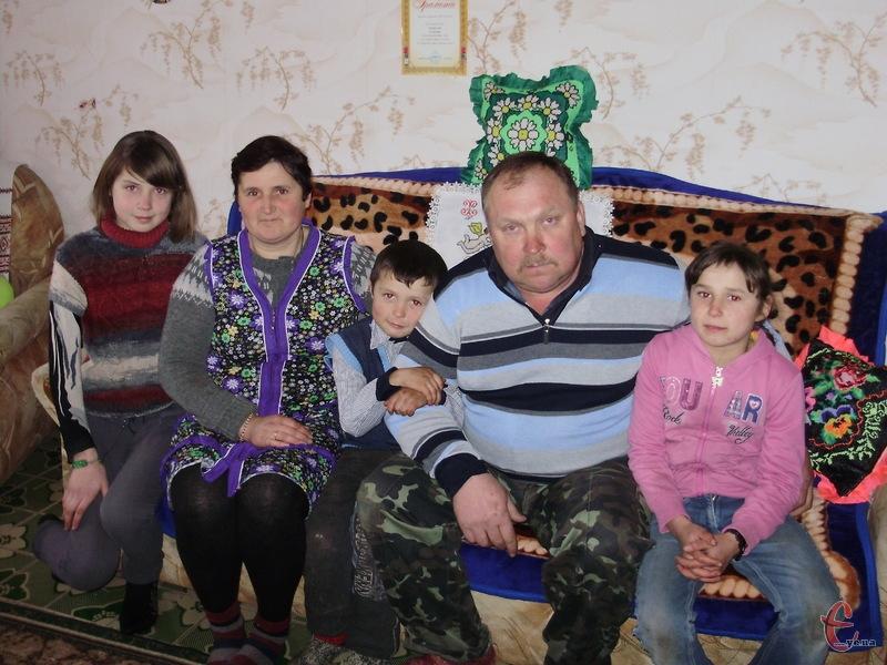 Ольга Михайлівна ніколи й гадки не мала, що радість материнства доведеться пережити аж десять разів.
