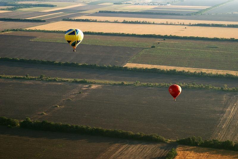 Політати на повітряних кулях можна буде з 23 серпня