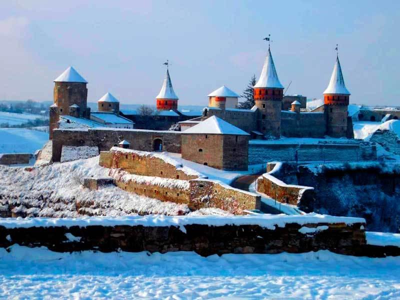 Вартість квитка в фортецю становить 25 грн