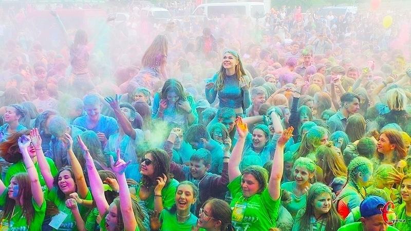 Формат молодіжного фестивалю у 2020 році одноденний