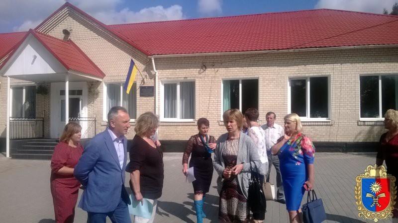 Депутати обласної ради ще минулого року вивчали стан справ у школі-інтернаті