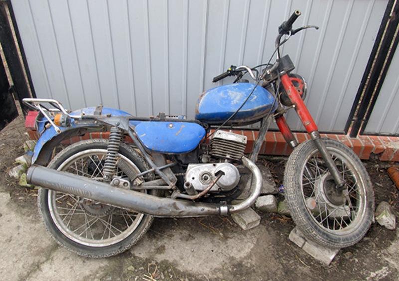 Молодик зізнався, що взяв мотоцикл