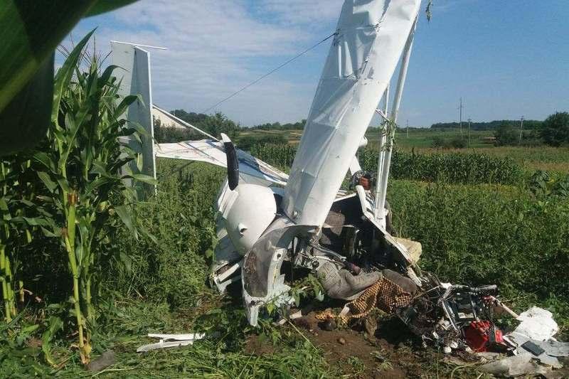 Дельтаплан впав сьогодні, 26 липня