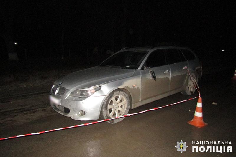 Аварія сталася поблизу села Свіршківці Чемеровецького району