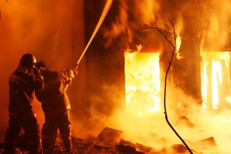 Протягом минулої доби на Хмельниччині сталося дві пожежі