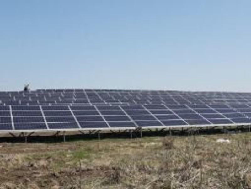 Відкриття сонячної електростаніції заплановане на червень 2019 року
