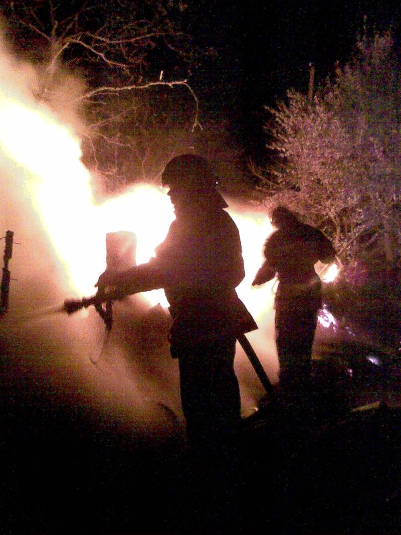 ещасних випадків на пожежі не було