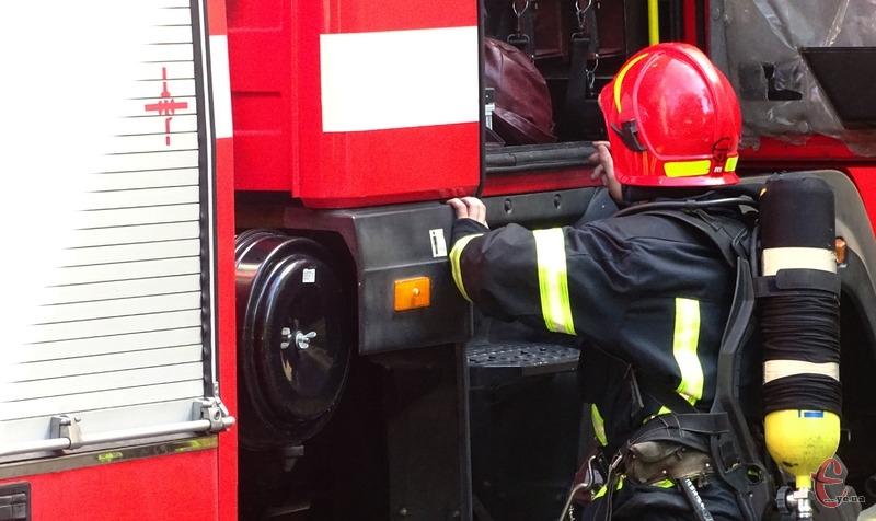 Вогнеборці ліквідували займання