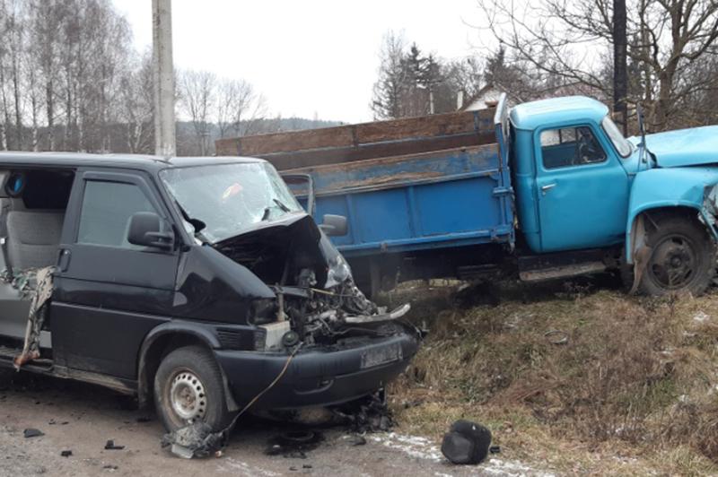 Аварія сталася сьогодні вранці