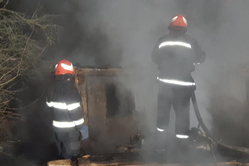 У будинку пожежники знайшли тіло його власниці