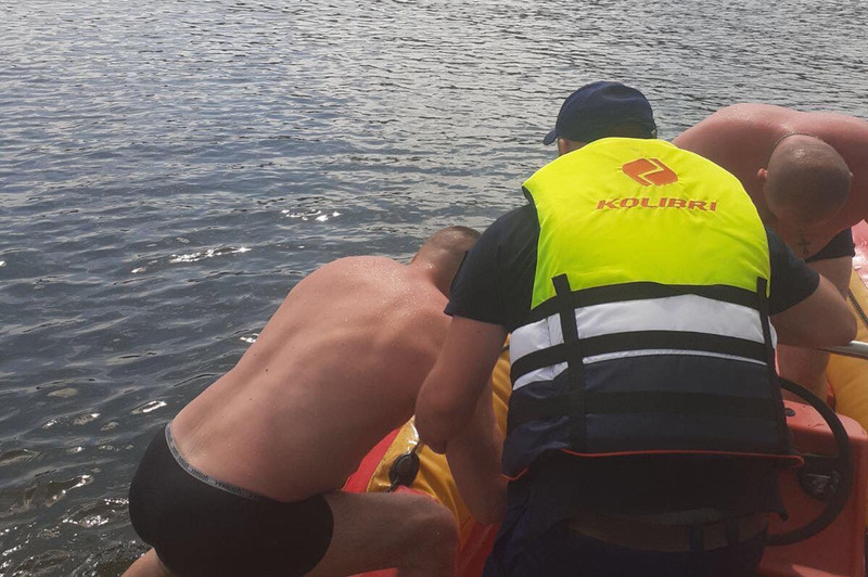 Рятувальники закликають громадян бути вкрай обережними на воді