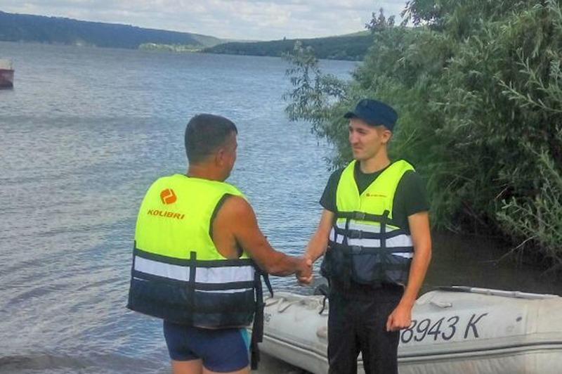 Врятовані подякували за допомогу рятувальникам
