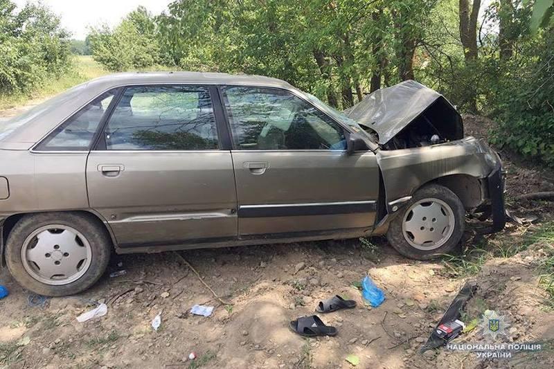 Чоловік вирішив провести тест-драйв «Audi-100» свого приятеля та покрасуватись автомобілем у навколишніх селах