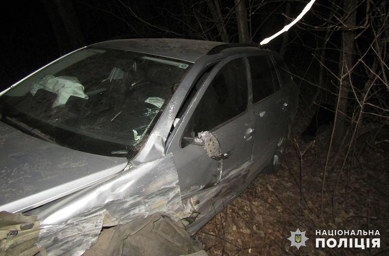 У результаті ДТП водій «Таврії» отримав тілесні ушкодження і під час транспортування до лікарні помер у кареті швидкої допомоги