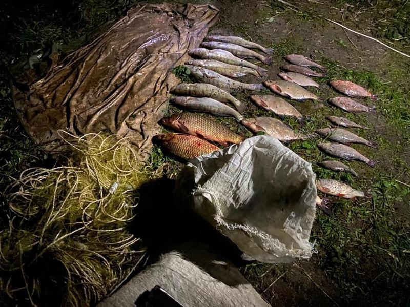 На Дунаєвеччині поліцейські виявили браконьєра